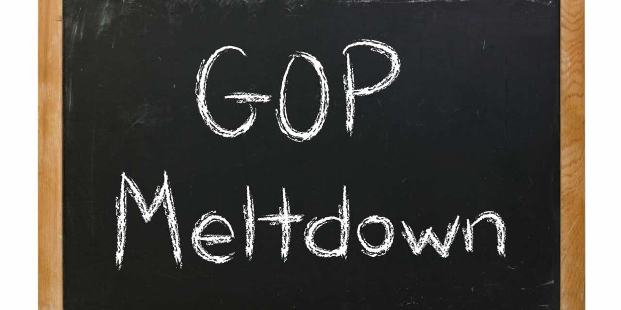 Fractured GOP and More Lead Political Notebook