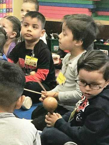 Preschool Music Pilot
