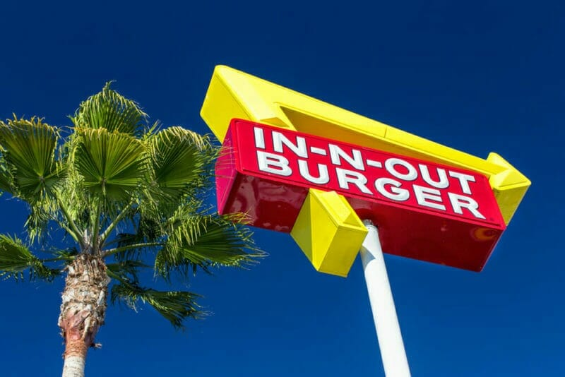 In-N-Out Burger Eyes Valley City