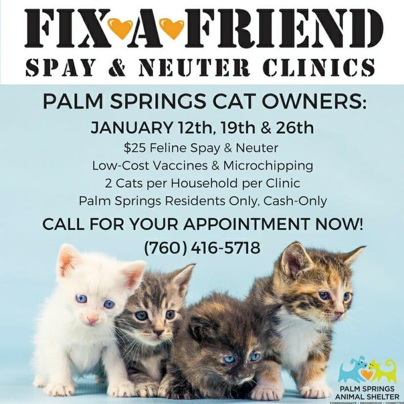 Spay & Neuter Clinics