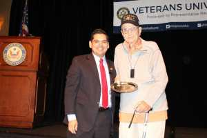 500-Plus Attend Veterans University