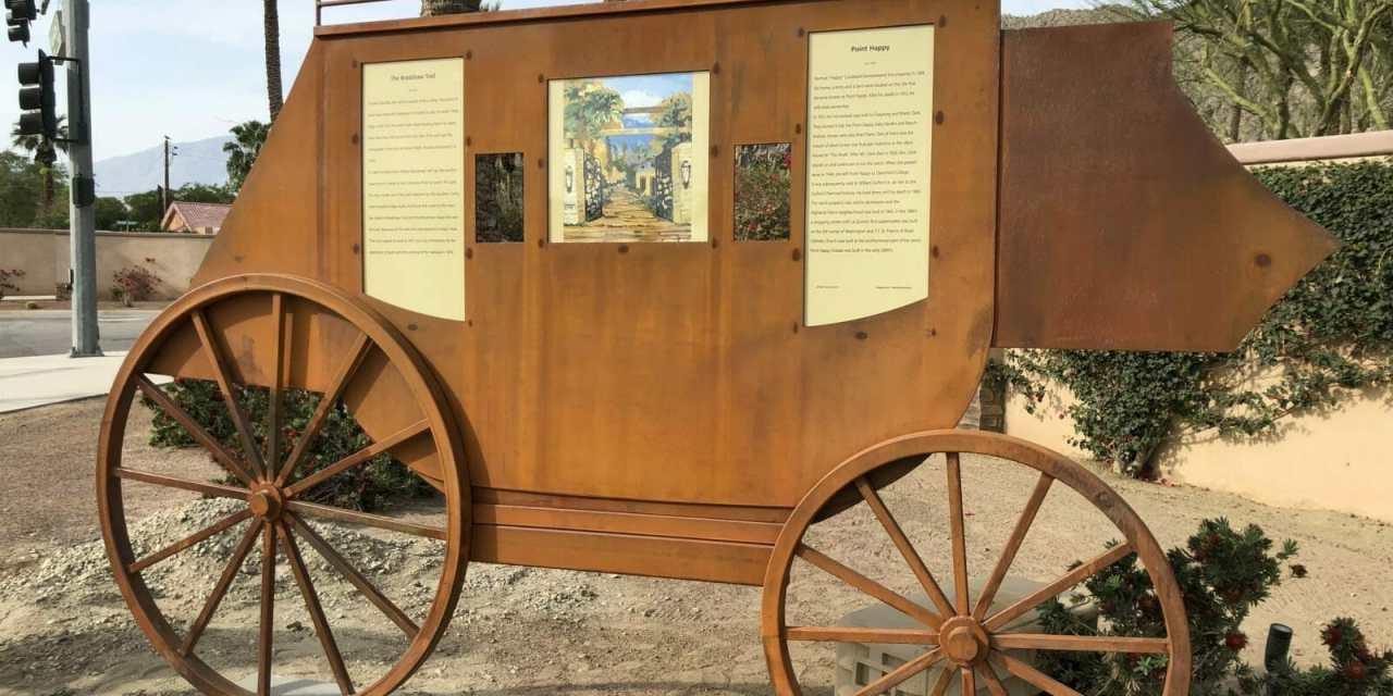 Art Commemorates Gateway to La Quinta