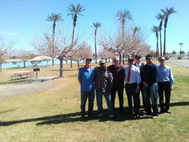 Lake Cahuilla Regional Veterans Park