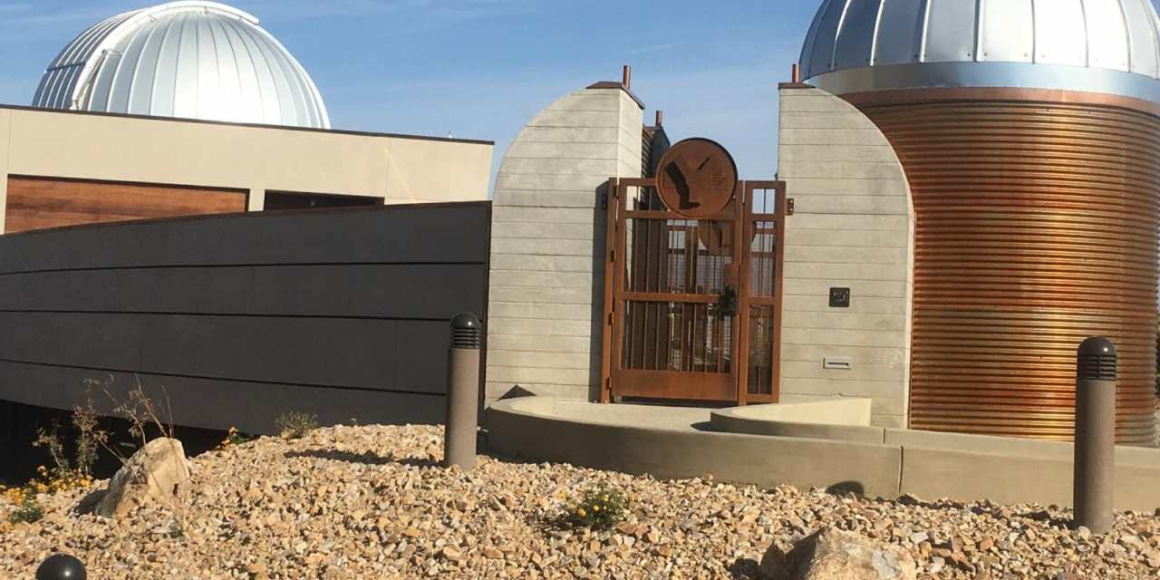 Was Observatory Dedication a Political Stunt?
