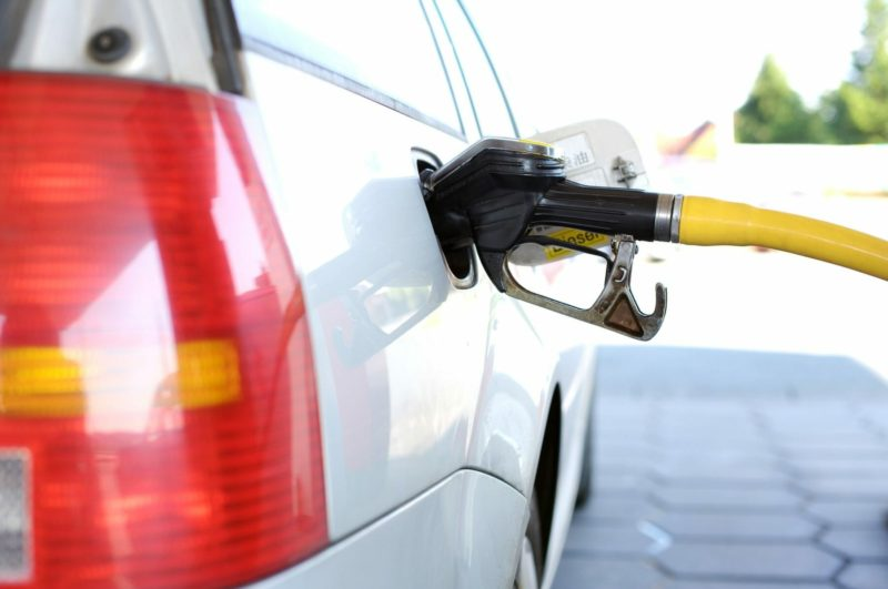 Riverside Gas Prices Fall More than a Dime