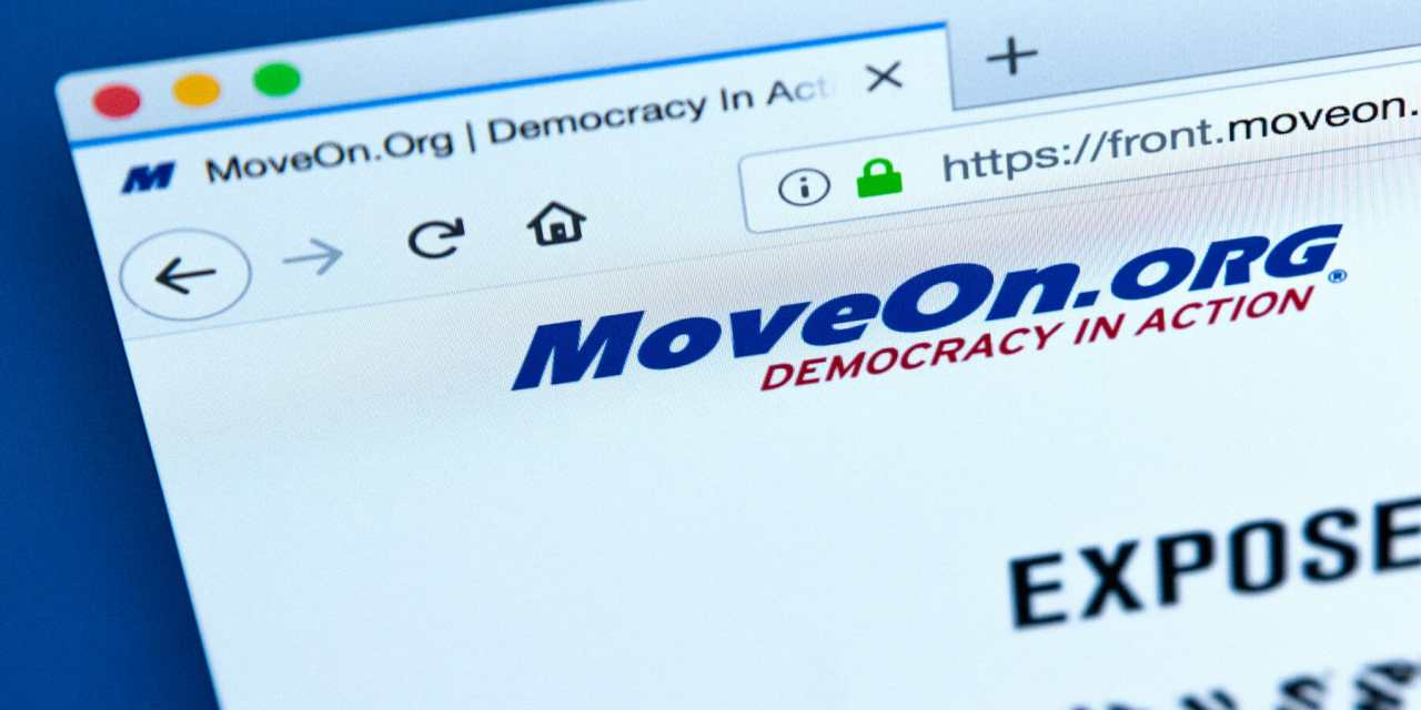MoveOn.Org Throws Support Behind Silver