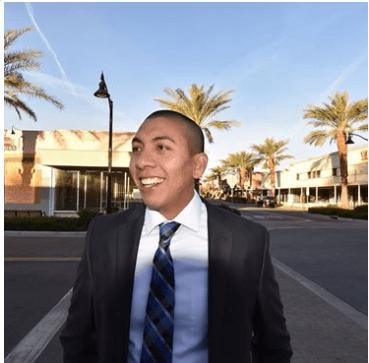 Oscar Ortiz Upsets 4-year Incumbent in Indio