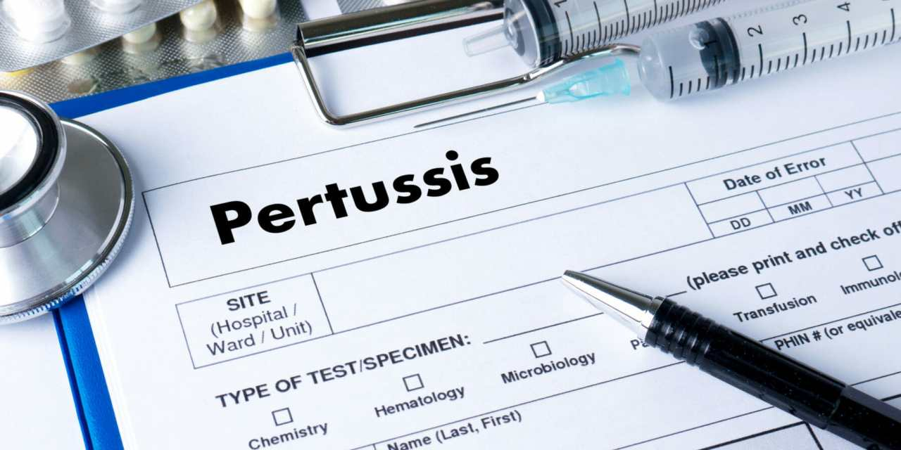 Whooping Cough, aka Pertussis, Claims Infant's Life
