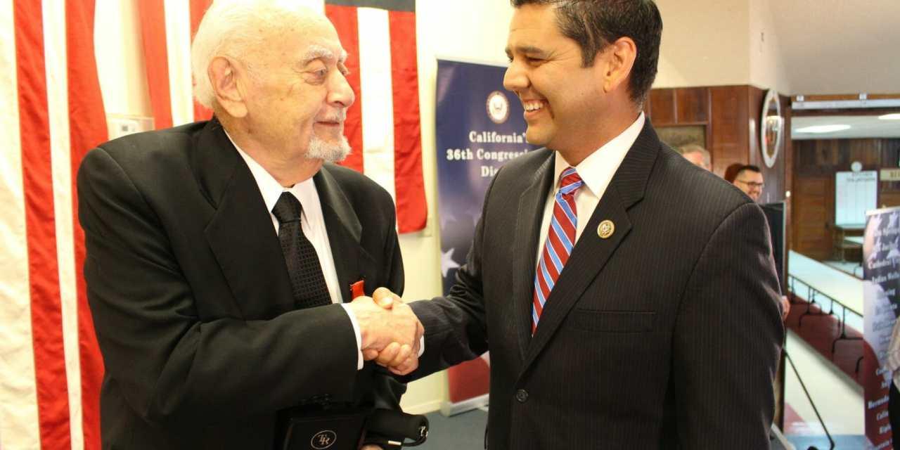 World War II Vet Receives Congressional Gold Medal