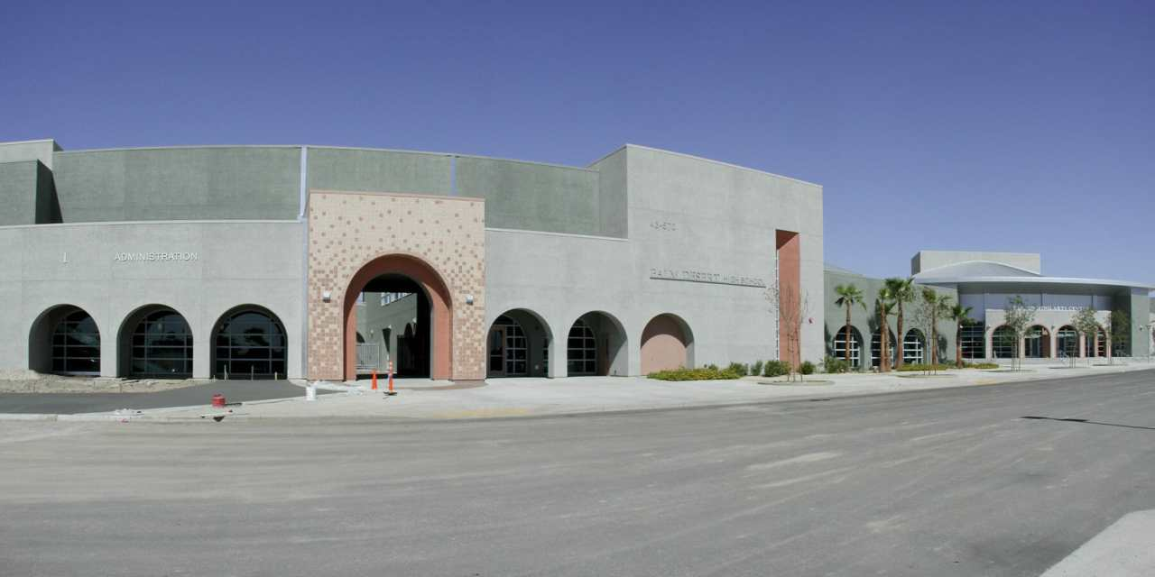 Palm Desert High School: Home of the Aztecs