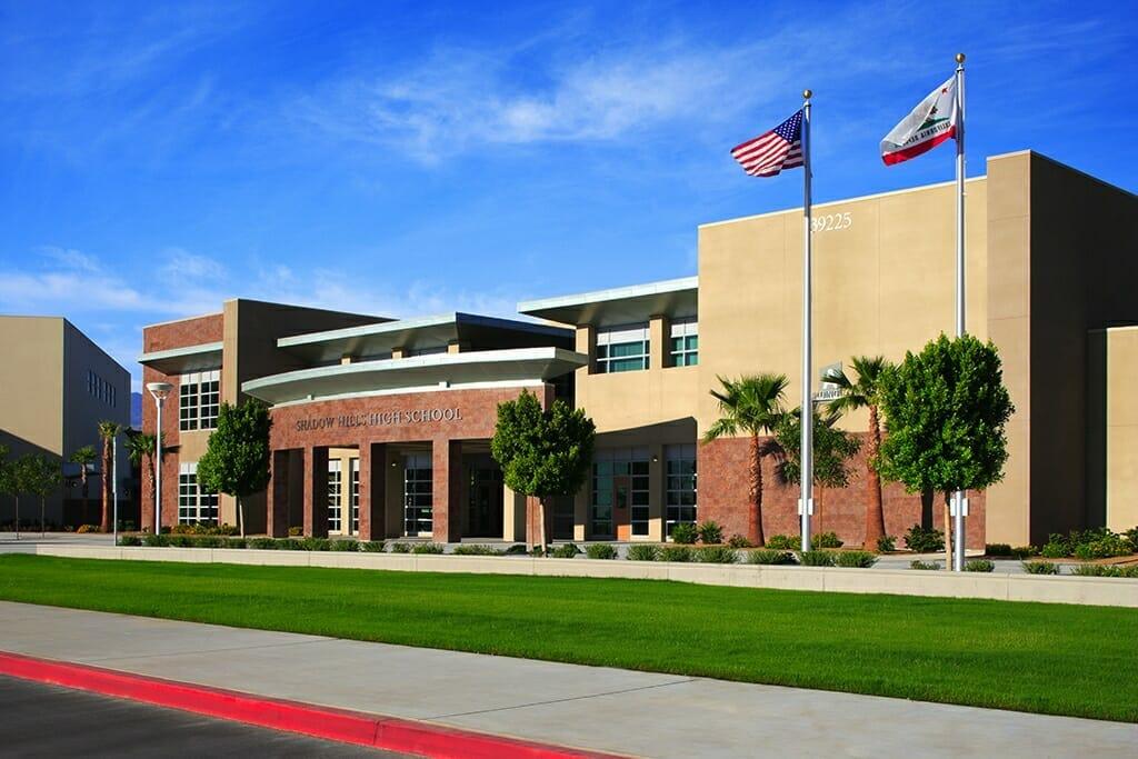 Shadow Hills High School: Knights Do it Right