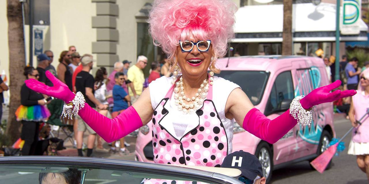 Drag Queen Story Hour Back at Palm Springs Library