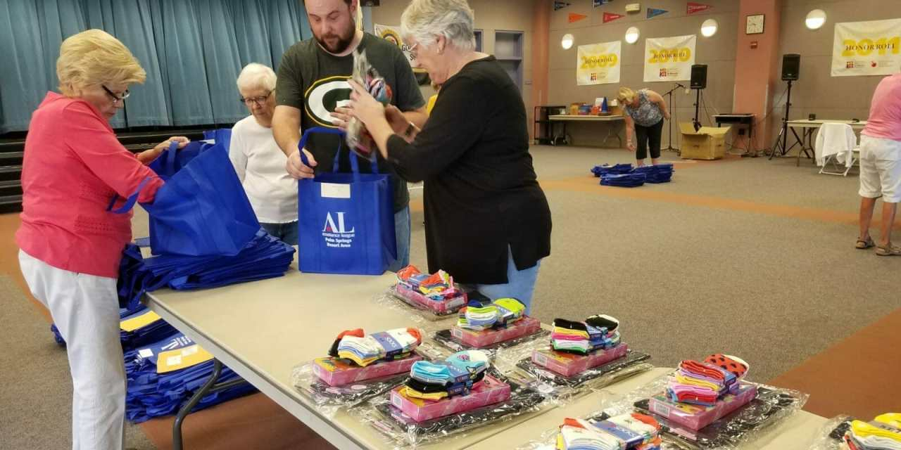 Assistance League Rings Operation School Bell