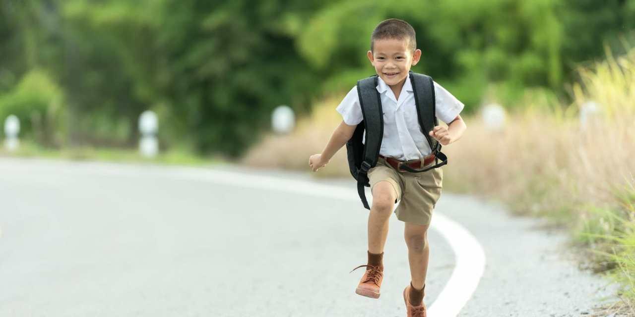 International Walk to School Day Focuses on Health