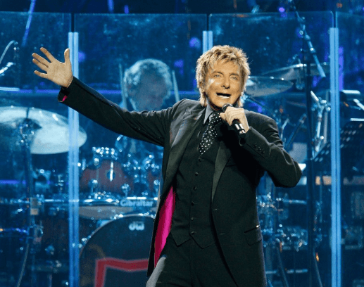 Manilow Featured at 25th Steve Chase Awards