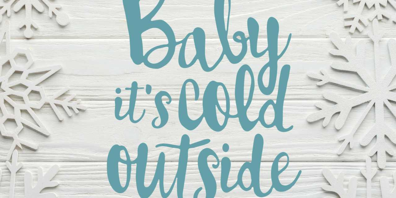 """""""Baby, it's Cold Outside"""" on Ice"""