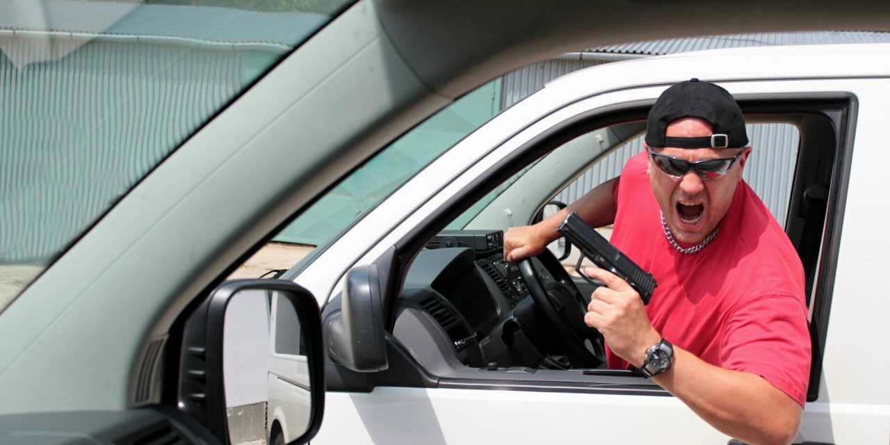 California Tops List of Aggressive Drivers