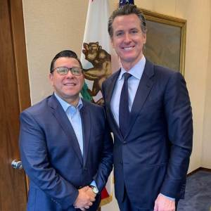 Garcia Presents 56th Assembly Priorities to Gov.