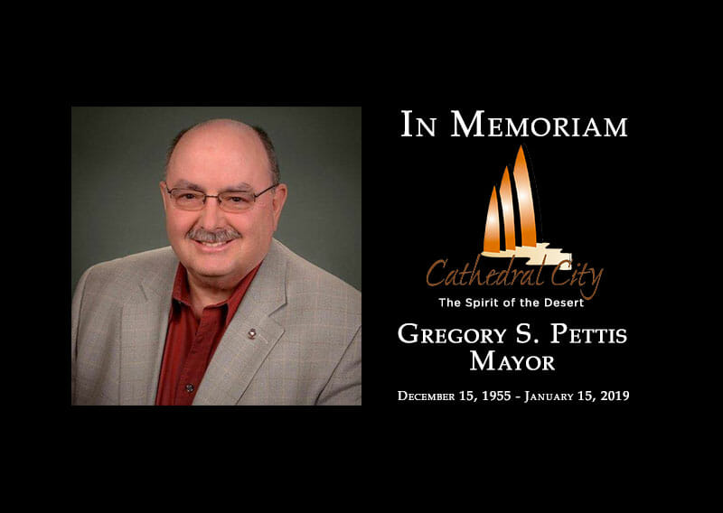 Remembering Mayor Gregory S. Pettis