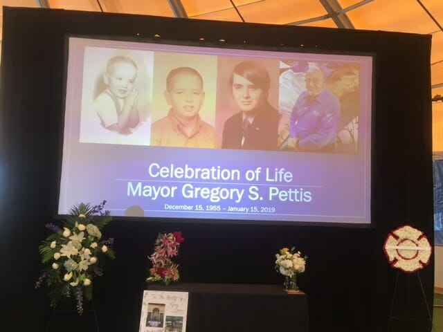A Life Remembered: Mayor Gregory S. Pettis