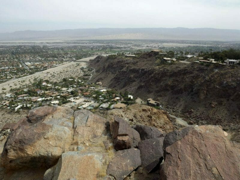 Garstin Trail Offers Great Views of Palm Springs