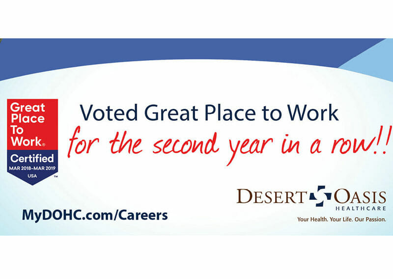 Great Place to Work Awarded to Local Business