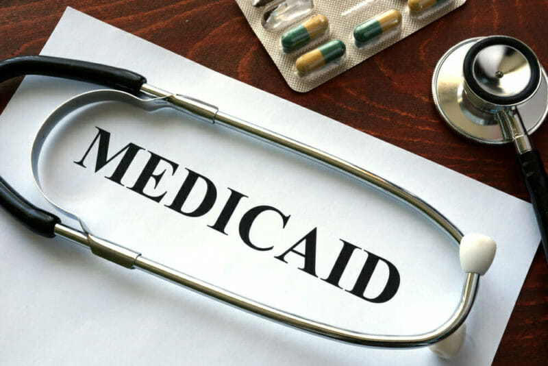 California: State with 5th Most Medicaid Coverage