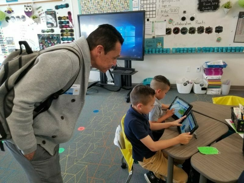 Kindergarten Registrations Now Accepted at DSUSD