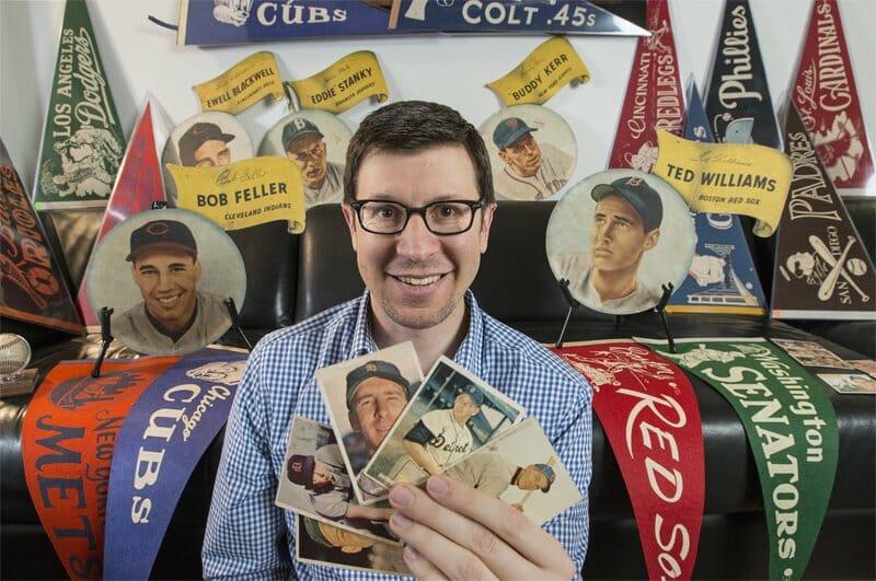 Vintage Sports Cards Appraiser in Palm Springs