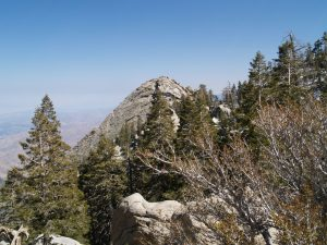 Desert View Trail Offers Scenic Overlooks Of Valley