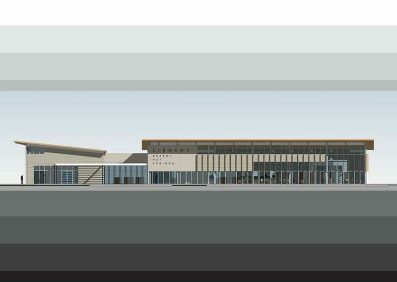 New Library Planned for Desert Hot Springs