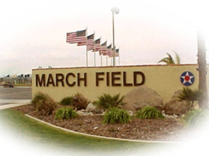 March Air Reserve Base Gets Supervisor Support