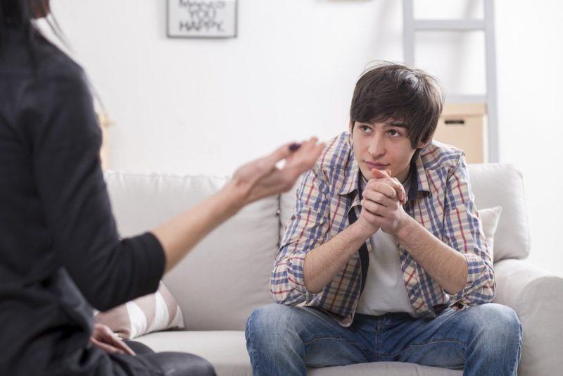 Garcia Prioritizes Pupils' Mental Health
