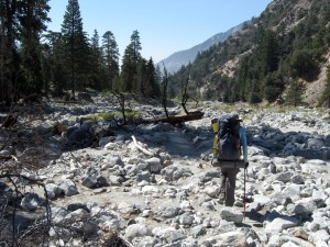 Trail Heads to Southern California's Highest Peak