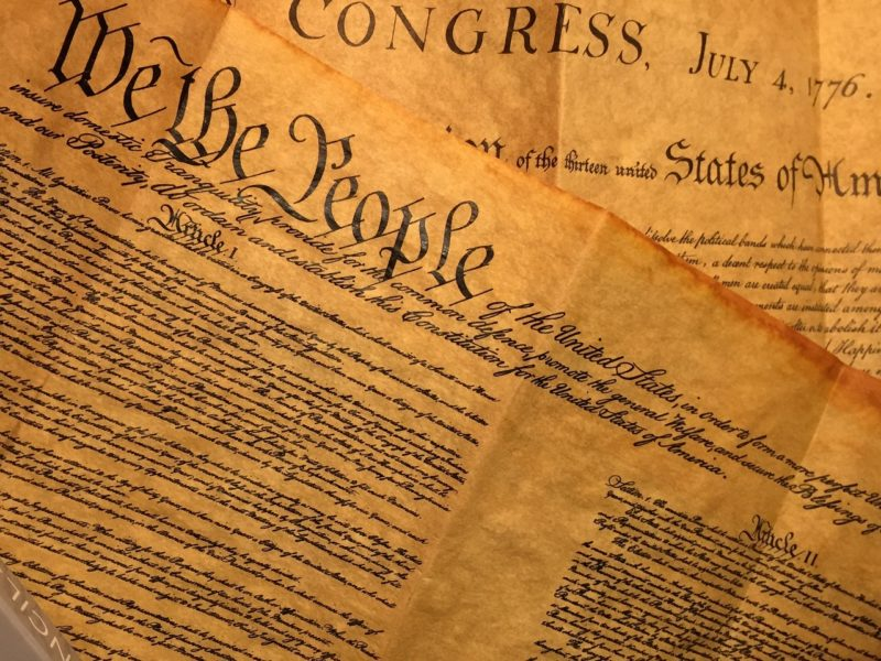 Congress, the Constitution, and Impeachment