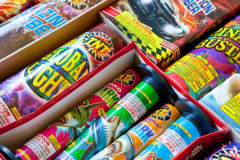 Fireworks: Is Ban on Horizon in Cathedral City?