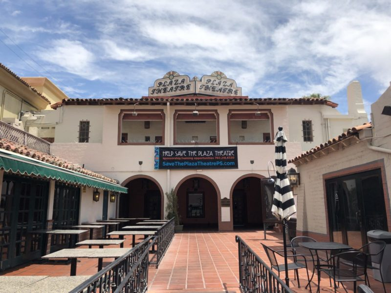 Plaza Theatre Sets Stage for State of City Address