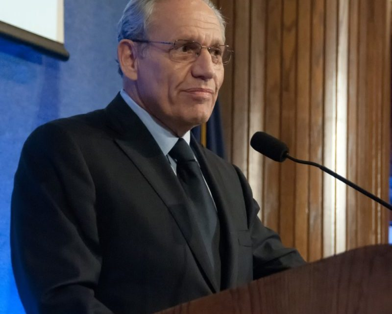 Bob Woodward Coming to Palm Springs in 2020