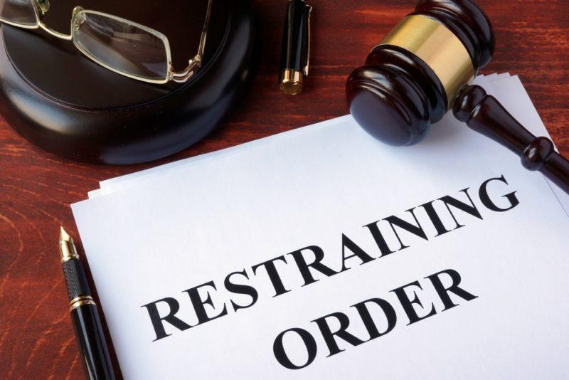 Restraining Order Sought for Kaplan's Spouse