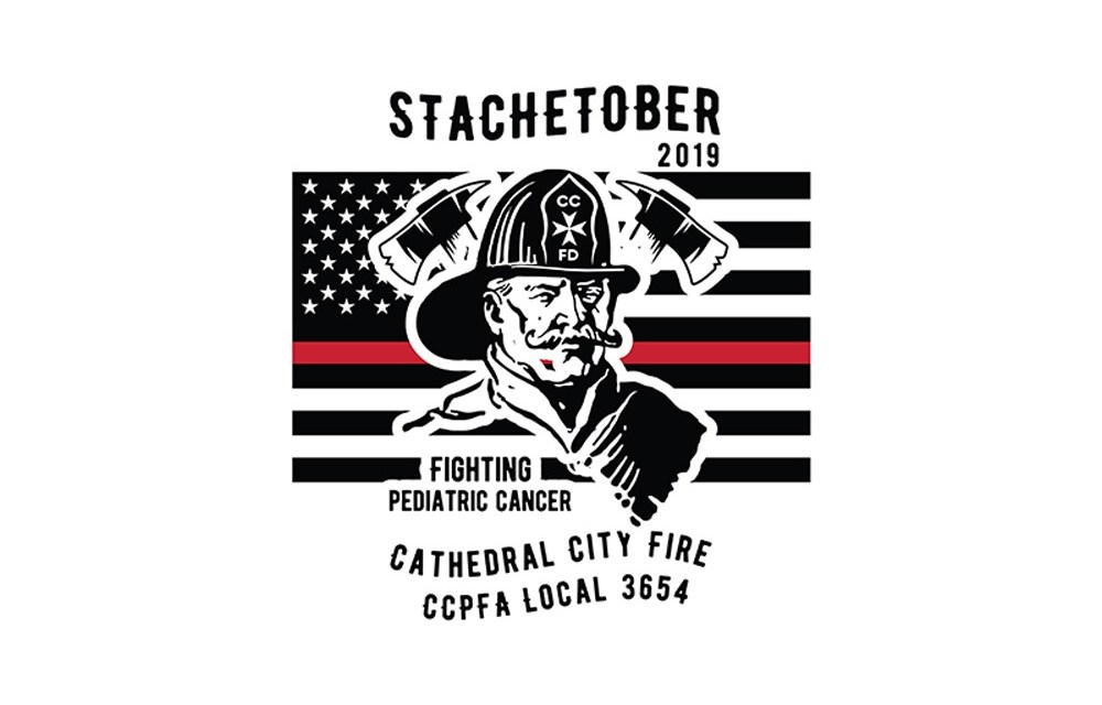 Cathedral City Firefighters Fight Pediatric Cancer