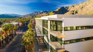 Revitalized Downtown Palm Springs