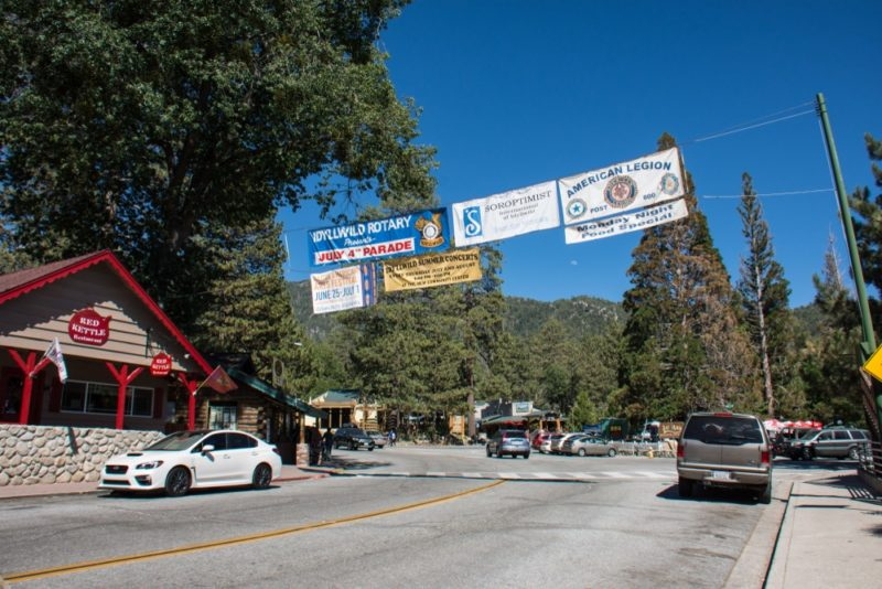 Idyllwild Serves as Backdrop for New TV Show