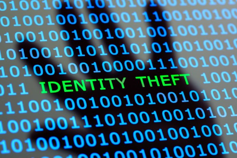 California 2nd Most Vulnerable to Identity Theft