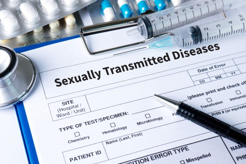 Sexually Transmitted Diseases Hit Epidemic Levels