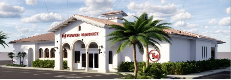 Tower Market Coming to Cathedral City