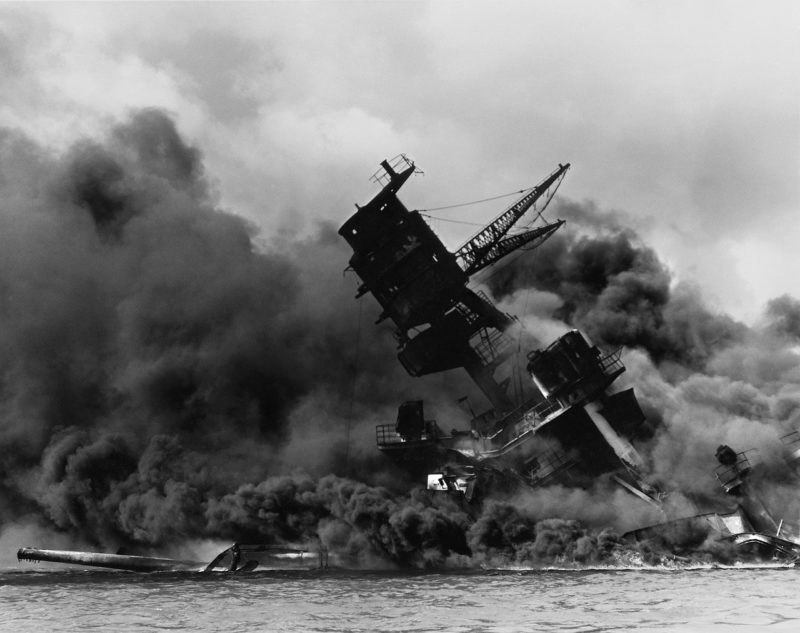 Remembering Pearl Harbor and Daryl James