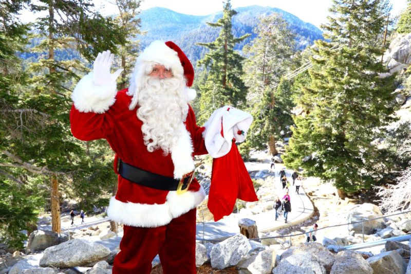 Holiday Activities Abound at Aerial Tramway