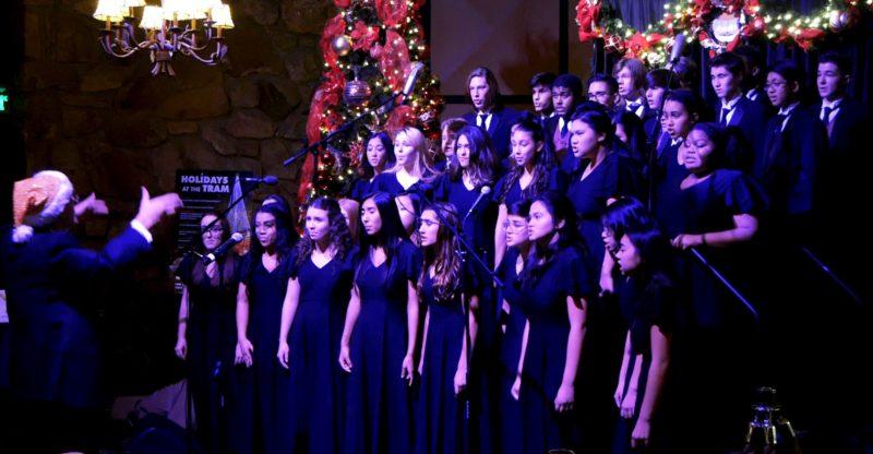 Holiday Choirs Usher in Holidays at Tramway