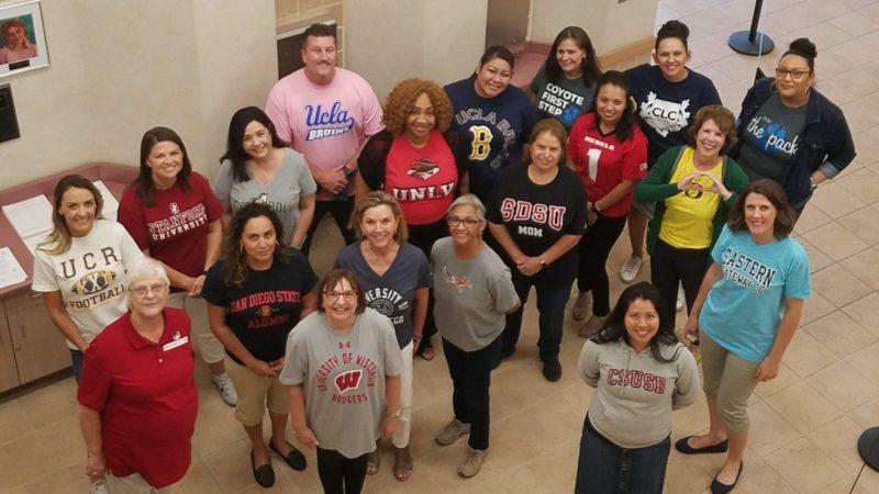 College Kickoff Week Held at DSUSD