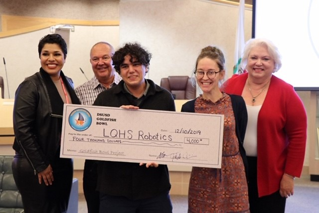 Student Initiatives at DSUSD Receive Funding